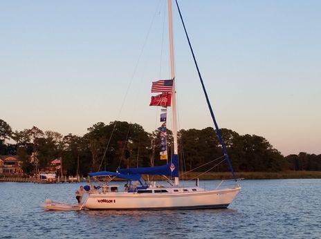 1992 Catalina 34 Tall Rig