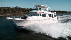 1990 Viking Cockpit Motor Yacht