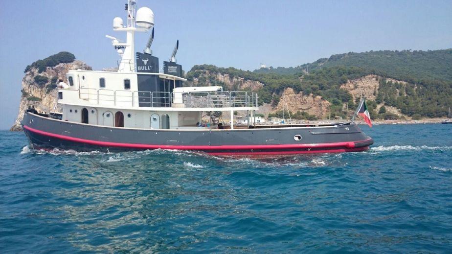2014 Mondomarine Converted tug Power Boat For Sale - www