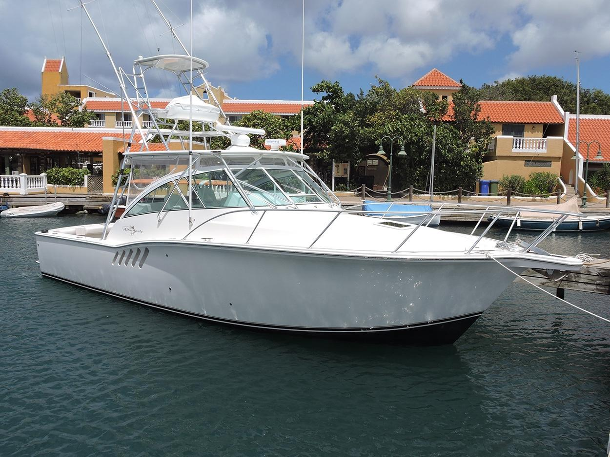 2013 Albemarle 360 Express Fisherman Power Boat For Sale