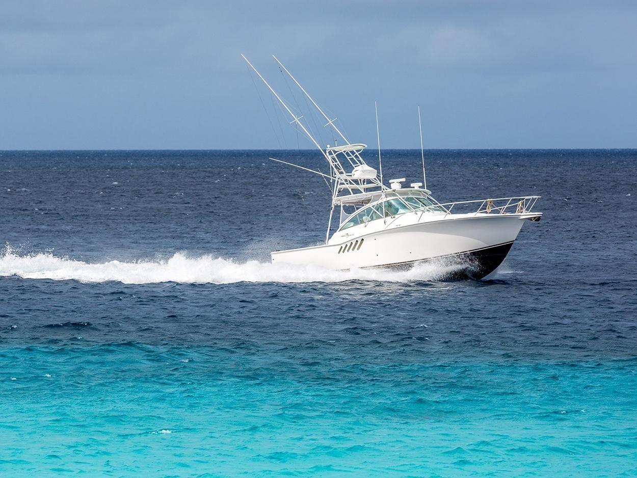 2013 albemarle 360 express fisherman power boat for sale for Express fishing boats for sale