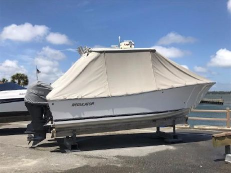 2012 Regulator 23 Center Console