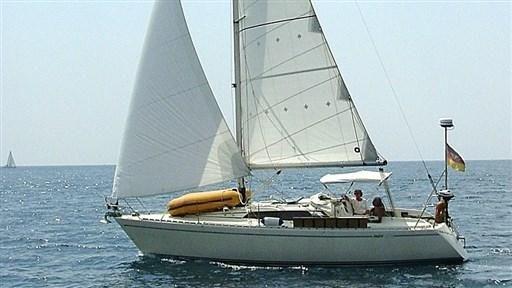 1987 Maxi Pelle Petterson Ab Maxi 999