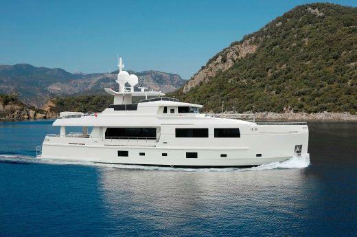 2018 Mengi Yay Trawler 32M