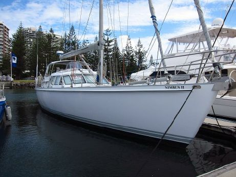 2001 Custom-Craft 55 Cruising Yacht