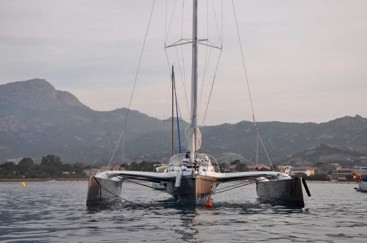 2008 Quorning Boats DRAGONFLY DF 35