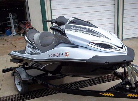 2012 Kawasaki Ultra 300LX
