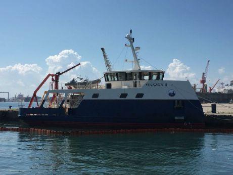 2017 Mengi Yay Trawler 25M