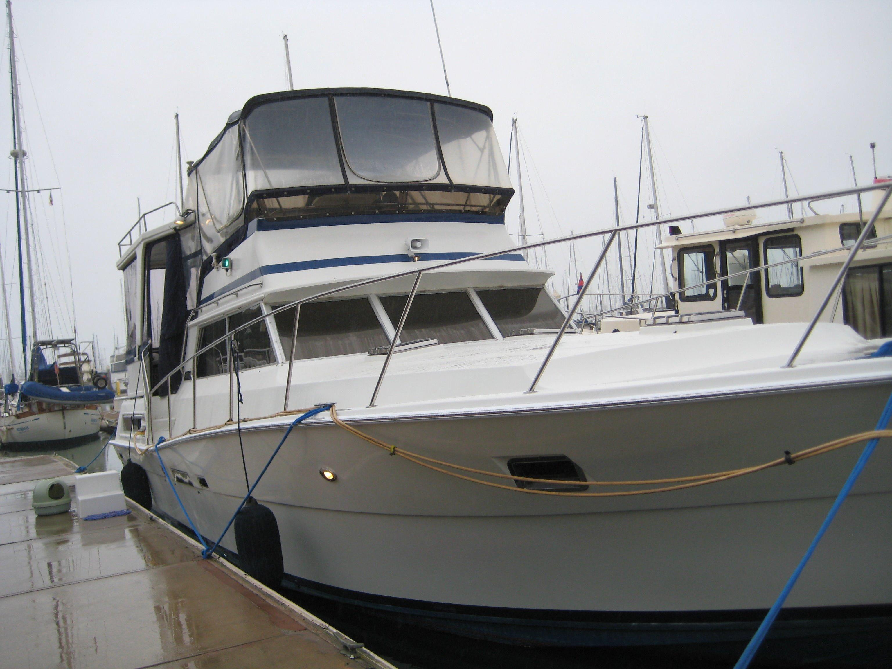1978 viking double cabin power boat for sale www for Viking 43 double cabin motor yacht