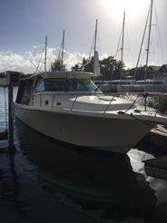 2009 Pursuit 375 Offshore