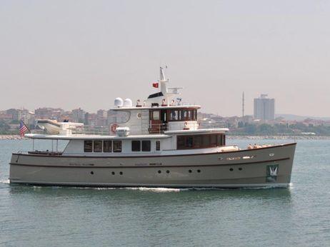 2010 Mengi Yay Trawler 24M