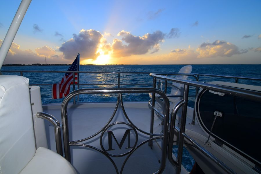 Marquis 65 power yacht for sale
