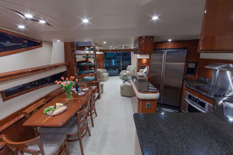 Marquis 65 poweryacht for sale