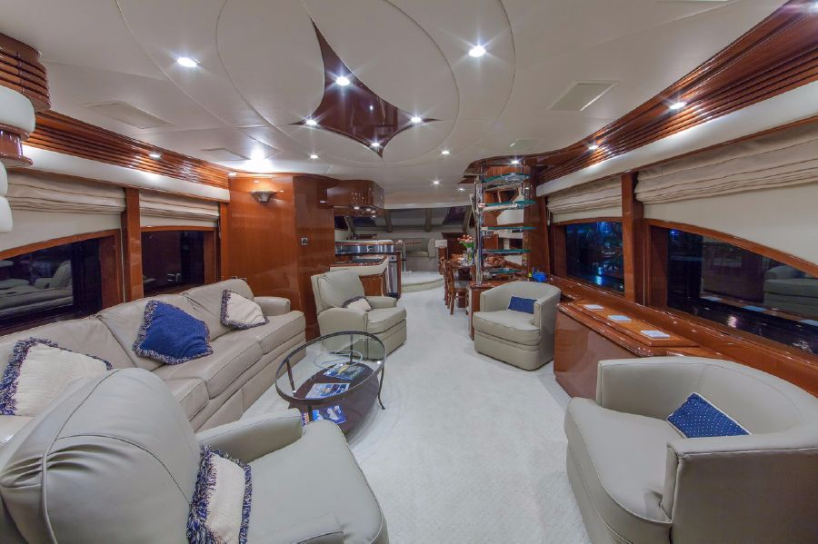 Marquis 65 luxury yacht for sale