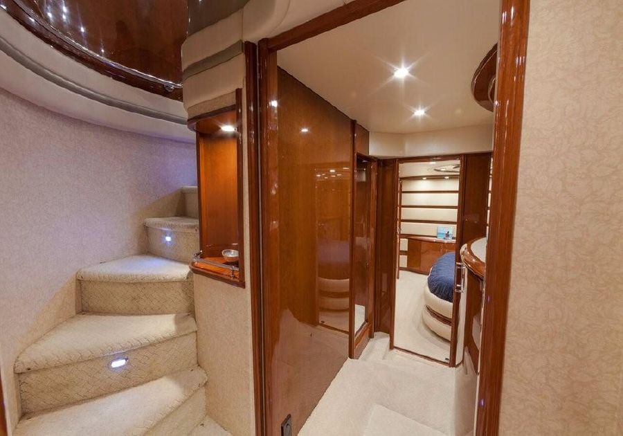Marquis 65 luxury yacht for sale in Newport Beach California