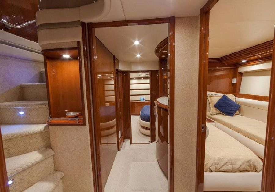 Marquis 65 luxury yacht for sale in Southern California