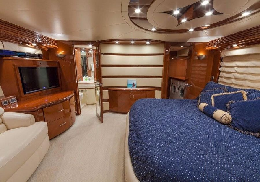 Marquis 65 luxury yacht for sale in California