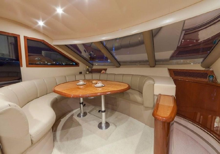 Marquis 65 luxury yacht for sale in Newport Beach