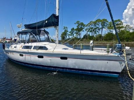 1995 Hunter Passage 42