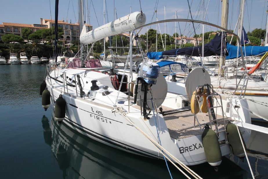 2008 Beneteau FIRST 45 Sail Boat For Sale - www yachtworld com