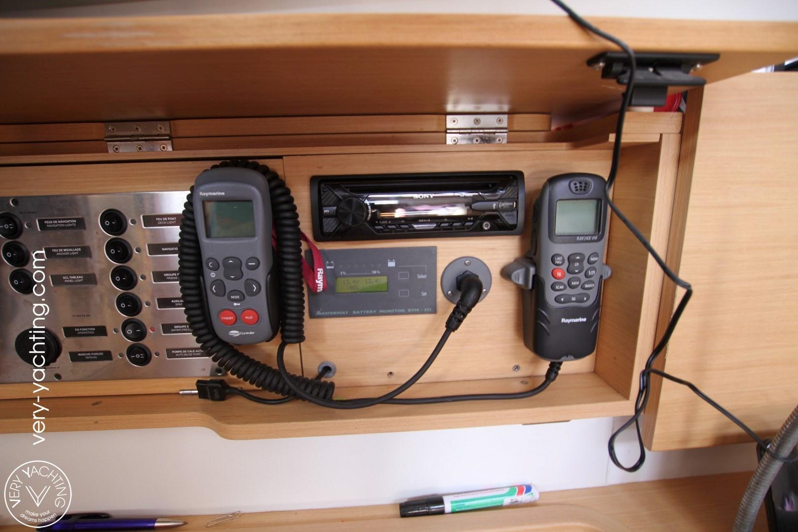 3 x VHF Spule 3,5 Wind.