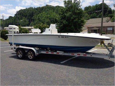 2012 Custom Bay Boat