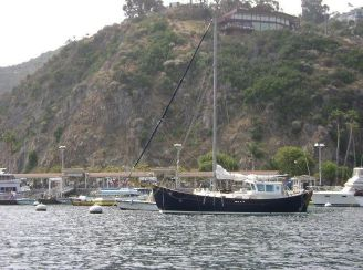 1986 Dreadnought Cutter Rig Sloop