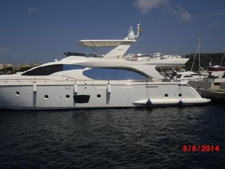 2006 Azimut Yacht 85' FLY