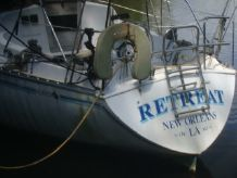 1981 Hunter 37' Cherubini Cutter