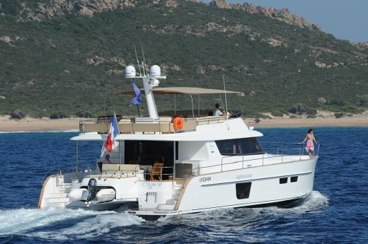 2016 Fountaine Pajot QUEENSLAND MY 55