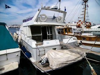 1990 Ferretti Yachts 52 Altura