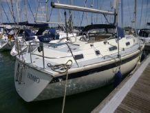 1986 Westerly Corsair 36
