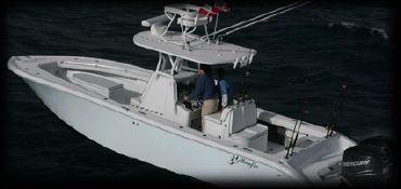 2020 Yellowfin 32