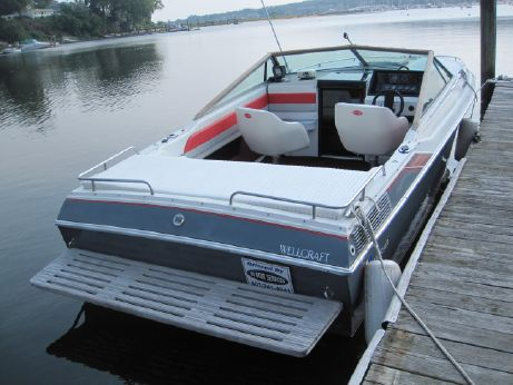 1988 Wellcraft Nova 23
