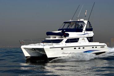 2018 Africat Marine AfriCat 455 PowerCat Sportfisher