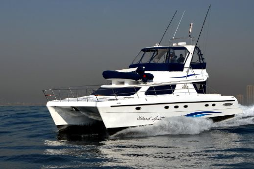 2018 Afri-Cat Marine AfriCat 455 PowerCat Sportfisher