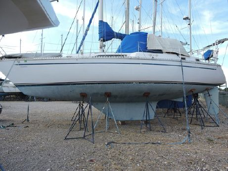 1987 Gulfstar 42 CSY