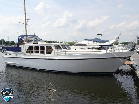 1984 Moonen Trawler 1500