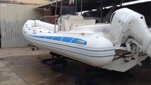 2012 Stingher Italboat 800