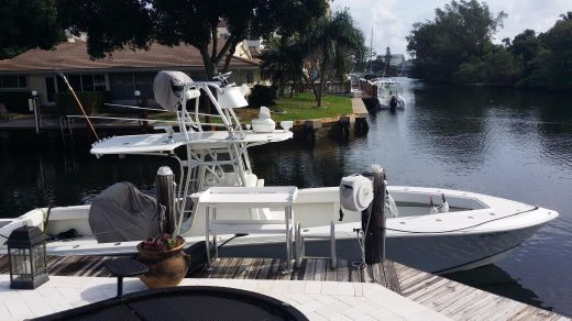 2011 Sea Vee 34 Center Console LOW HOURS