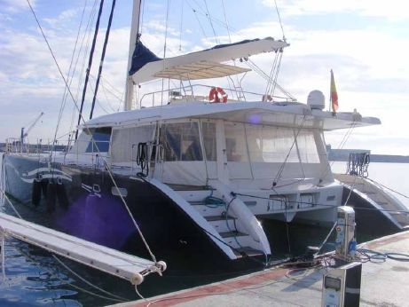 2005 Sunreef 62