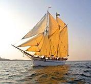 1913 Sternö Shipyard gaff schooner