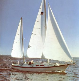 1975 Irwin Center Cockpit Ketch