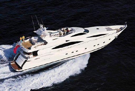 2001 Sunseeker 105 Yacht