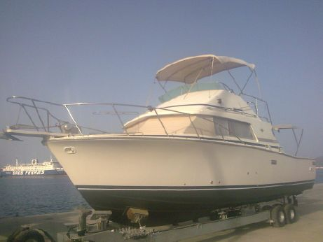 1986 Bertram 33 Sport Fisherman