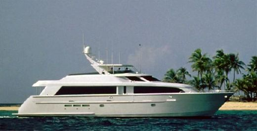 2004 Hatteras 92 Motor Yacht