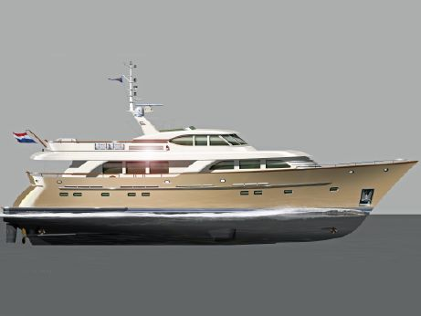 2016 Werner 98ft Displacement Round Bilge Motor Yacht