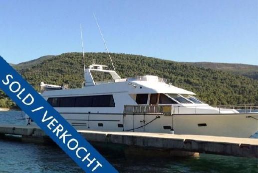 1991 King Yacht 71 Wide Body