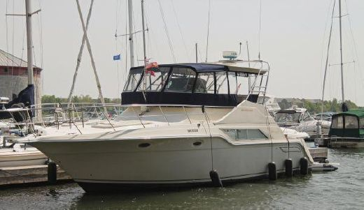 1990 Cruisers 4280 Express Bridge