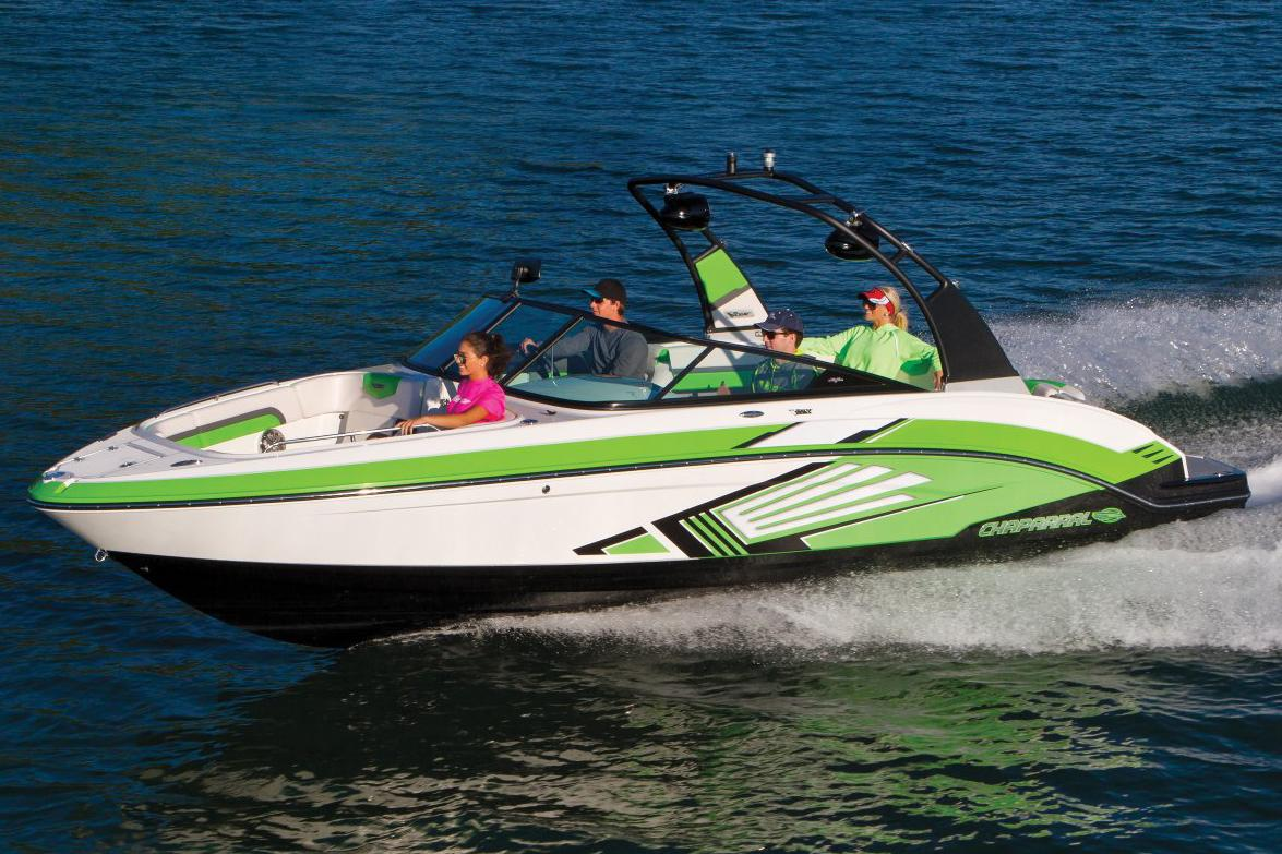 2017 Chaparral 243 Vortex Vrx Power Boat For Sale Www